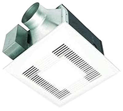 Panasonic WhisperCeiling Ceiling Mounted Fan with 0.25-Inch Water Gauge