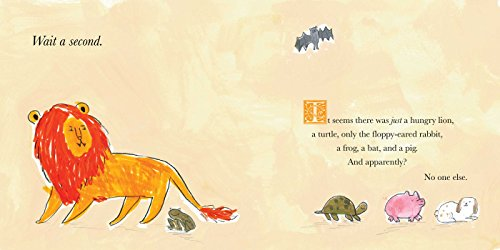 A Hungry Lion, or A Dwindling Assortment of Animals by Atheneum Books for Young Readers (Image #3)