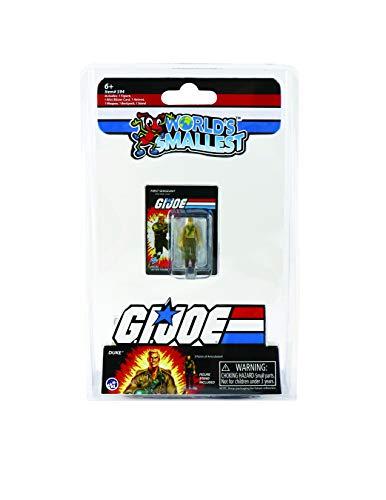 World's Smallest 594GI Joe Vs. Cobra Micro Action Figures