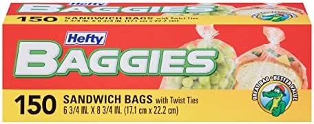 Hefty Baggies