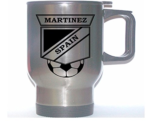 Ball Martinez (Javi Martinez (Spain) Soccer Stainless Steel Mug)