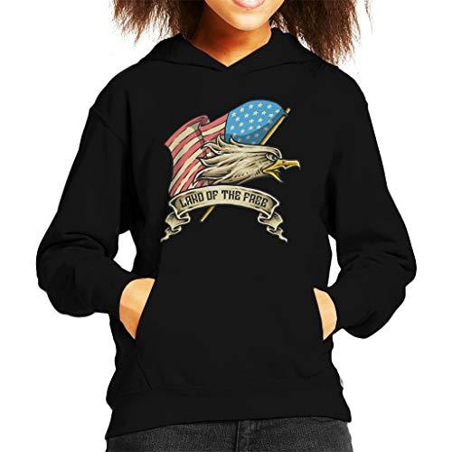 American Bald Eagle Head Kid