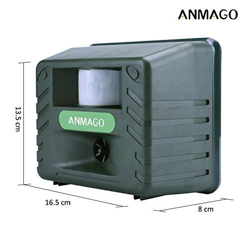 Animal Repellent Ultrasonic Outdoor Gear
