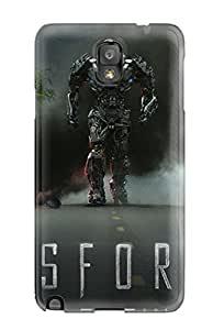 Hot New Transformers Age Of Extinction Case Cover For Galaxy Note 3 With Perfect Design