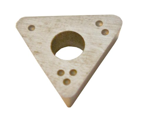(Shark 408-10 Fmc/Accu-Turn Style Carbide Inserts for Accu-Turn Or Fmc Brake Lathes)