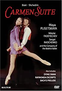Shchedrin - Carmen Suite / Maya Plistetskaya