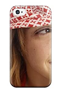 CaseyKBrown Iphone 4/4s Hybrid Tpu Case Cover Silicon Bumper Cute Emma Smile