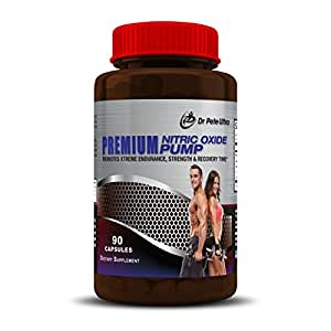 Best Nitric Oxide Booster WITH L-Arginine Supplement,