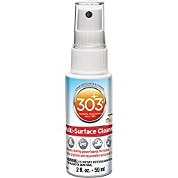 303 Multi Surface Cleaner Spray, All Purpose Cleaner for Home, Patio, Car Care and Outdoor, 2 fl. oz.