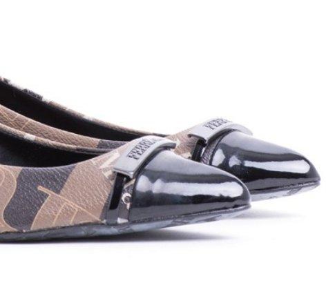 Ferre Milano Luxe Originele Damesschoenen - Made In Italy Beige