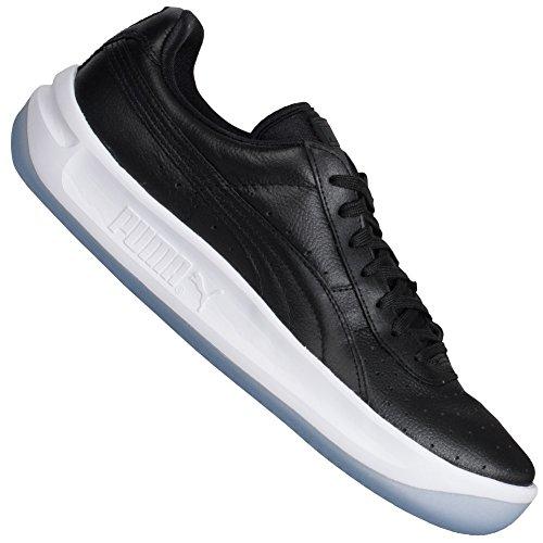 Puma - Zapatillas de Charol para hombre negro negro