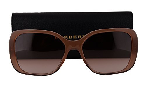 Burberry BE4192 Sunglasses Brown Gradient w/Brown Gradient Lens 317313 BE - Burberry Frames Ophthalmic