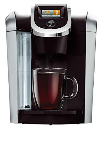 Keurig K400 Coffee Maker, One Size, Mocha (Certified Refurbished)