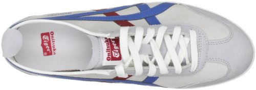 Blue Sneakers Low Top Gs Asics Aaron Boys' 5 wpqzzvTP