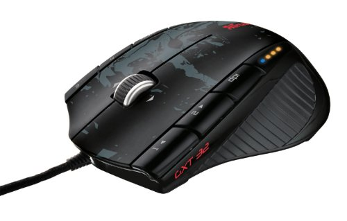 Trust GXT 31 Gaming Mouse Drivers for Windows Mac