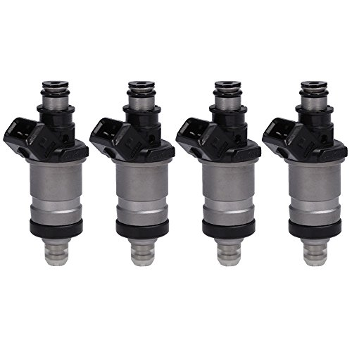free shipping Genuine 4x Fuel injectors for 92-95 Honda