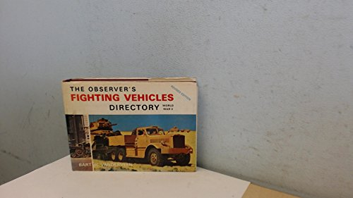 The Observer's Fighting Vehicles Directory: World War II