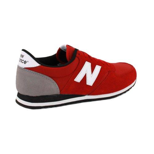 New Balance 420 U420RKW Zapatillas Deportivas de Ante y Nailon para ...