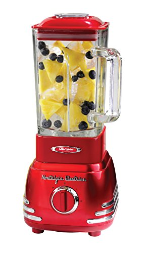 Nostalgia-RBL160-Retro-Series-50-Ounce-450-Watt-Blender-with-Glass-Pitcher