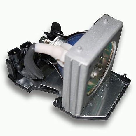 Original lámpara para proyector NOBO SP. 80 N01.001 con carcasa ...