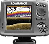 Lowrance Hook-5 Sonar/GPS Mid/High/Downscan Navionics+ Fishfinder Fish Finders And Other Electronics Pro-Motion Distributing - Direct