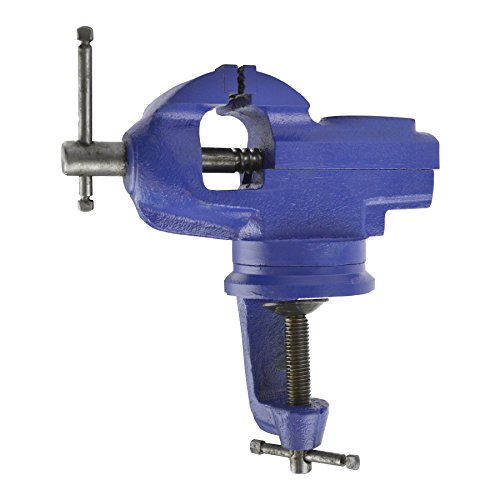 2'' Engineers Swivel Base Table Vice Metal Work Vise Bench Clamp Anvil TE653 by A B Tools (Image #1)