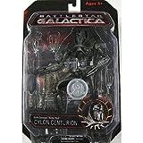 Battlestar Galactica 7 Battle Damaged Mortar Pack Cylon Centurion Action Figure Exclusive by Diamond Select