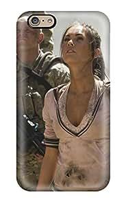 ZippyDoritEduard OWqgmtZ21443iokqU Case Cover Iphone 6 Protective Case Megan Fox Transformers Brunette Actress Jennifer Body Hollywood Beautiful Movie Star People Women