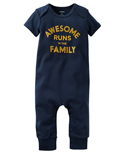 Carters baby Awesome Family Jumpsuit