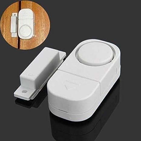 Alarma con sensor Magnético para puertas, ventanas, casa ...