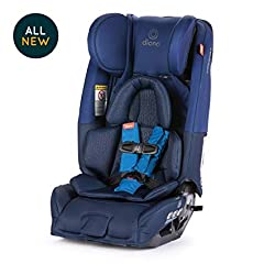 The Diono Radian 3RXT is our flagship all-in-one convertible car seat, trusted by over a million parents to protect their little one. Lovingly engineered with the famous Diono Steel Core and extended rear-facing capabilities, expect 10 years ...