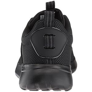 Adidas Men's CF Lite Racer Running Shoe, Black/Black/Utility Black, 10 Medium US
