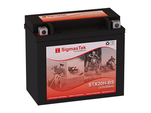 12 Volt 20 Amp Hour Sealed Lead Acid Battery Replacement with NB Terminals by SigmasTek STX20H-BS