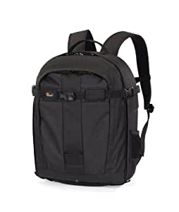 Lowepro Backpack PRO Runner 300 AW BLK, LP36142 (Capacity: D-SLR, 3-4 lenses + accessories. Size (int.): 28,5x11,5x38,5cm)