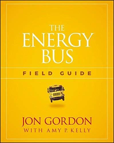 energy bus jon gordon - 2