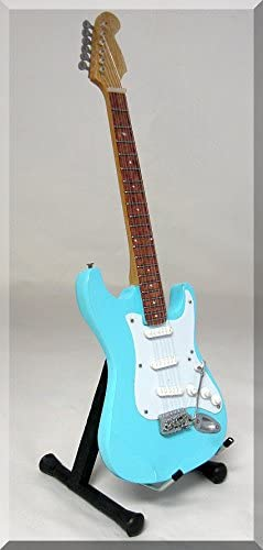 JOHN LENNON Miniatura Guitarra Fender Sonic Blue: Amazon.es ...