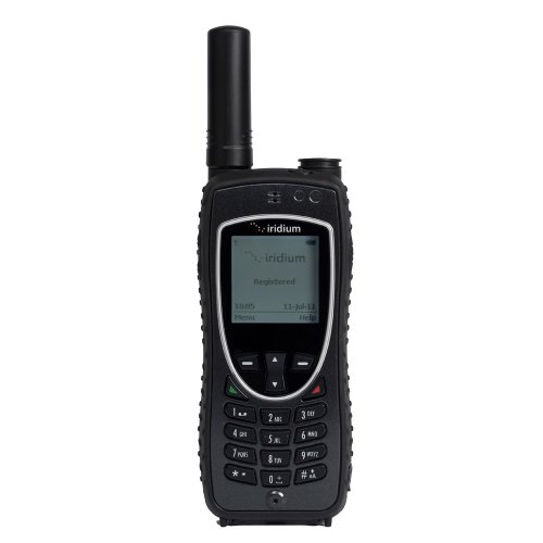 Phone Iridium Satellite - Iridium 9575 Extreme Satellite Phone with Prepaid and Postpaid SIM Cards