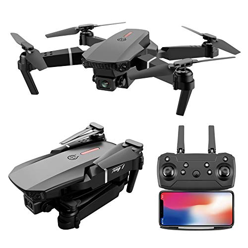 Dawns Drone,1080P HD Camera Foldable Drone with Dual Camera Live Video Foldable HD Flying Quadcopter Drone with Long…