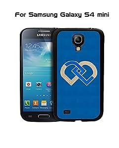 Samsung Galaxy S4 Mini Funda Case Brand Logo Dsquared High Impact Protecive Extra Thin Custom Unique Pattern Funda Case Cover