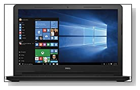 "Dell Inspiron 15.6"" Touchscreen I3558-10000BLK"