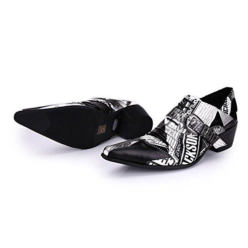 Hommes Chaussures K Talons Pour Chaussures Oxford Conseils Hommes De Papier LHLWDGG De Modèle picture Hauts Personnalité Pour As PSWtnRwx