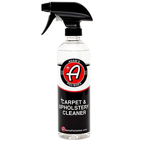 Adam's Carpet & Upholstery Cleaner - Easy to Use and Effective on Even The Worst Stains - Safe, Non-Toxic and Hypoallergenic (16 oz)