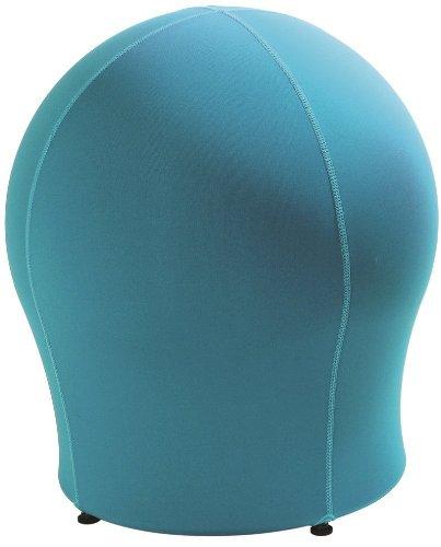 センコー バルーンチェア ブルー WK-97034BL B00H6YDJWEブルー