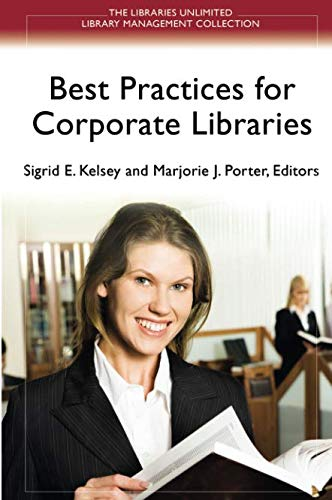 Pdf Social Sciences Best Practices for Corporate Libraries (Libraries Unlimited Library Management Collection)