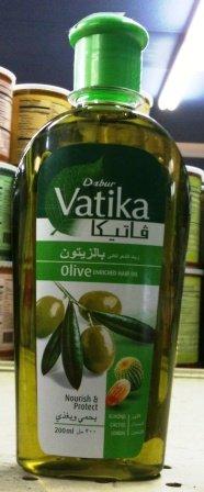 (Dabur Vatika - Olive Hair Oil - 10.14 fl)
