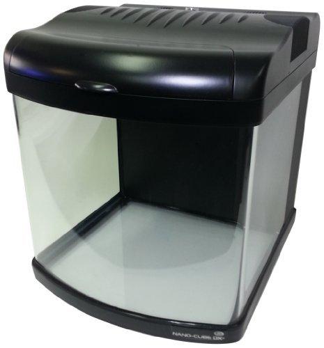 JBJ Nano Cube LED Aquarium, 12-Gallon by JBJ Lighting Jbj 12 Gallon Nano Cube
