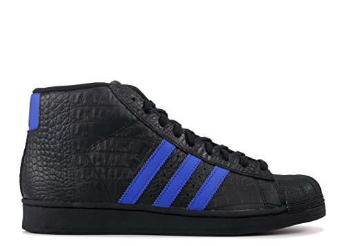 Modello Adidas Pro Uomo Cblack, Cblack, Goldmt