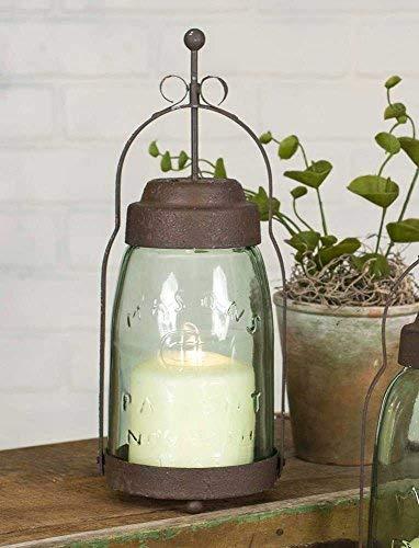 CTW Home Collection Quart Mason Jar Butler Lantern Home Accessories