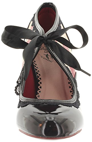 Days Dancing Escarpins diamond Black Femme Pour w0OPOxdrq