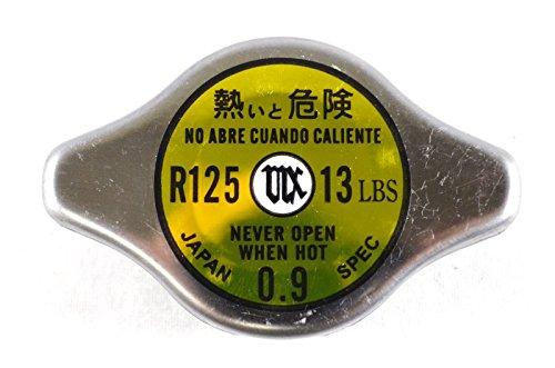 PT Auto Warehouse R125 - Radiator Cap, 13 PSI (2000 Galant Radiator Mitsubishi)